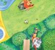 Kinderspiel des Jahres 2007 Beppo der Bock Ziege
