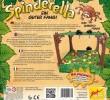 Kinderspiel des Jahres 2015 Spinderella Verpackung hinten