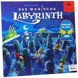 Das magische Labyrinth des Jahres 2009