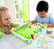 Kinderspiel des Jahres 2010 Diego Drachenzahn Spielinszene zu zweit