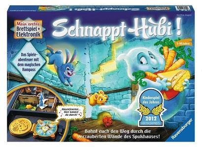 Schnappt Hubi Kinderspiel des Jahres 2012